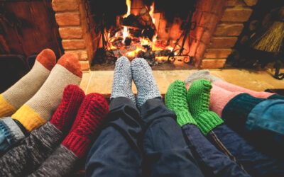 Embracing Winter Part 2: Find the Cozy!